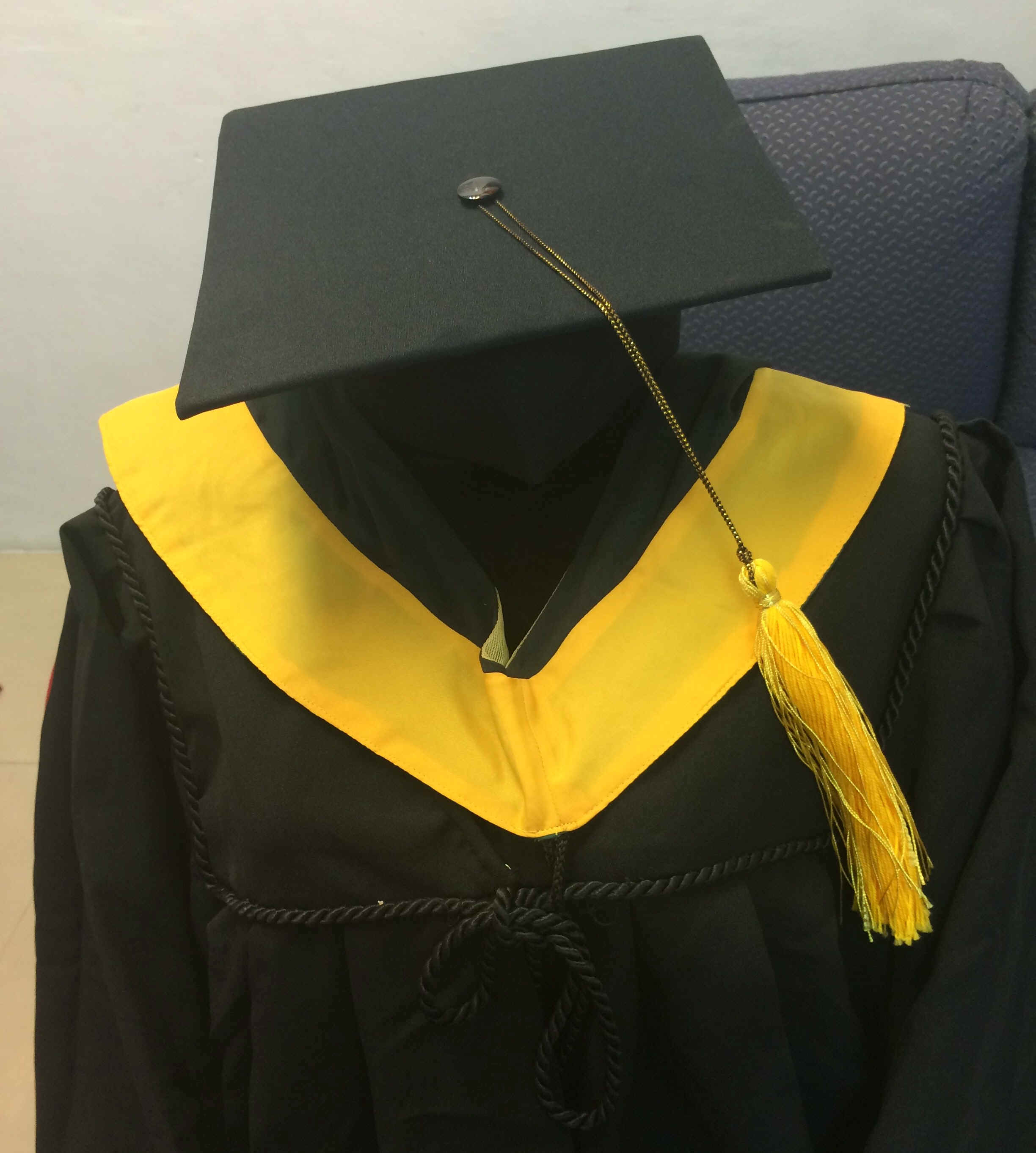 Graduation Gowns Toga rental or sale Filmo SG 98365486